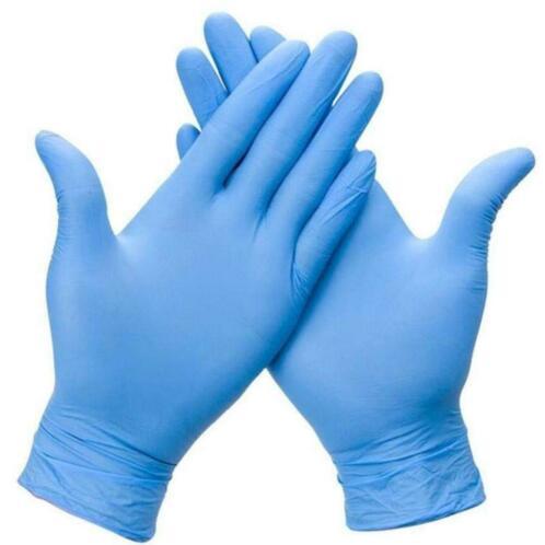 nitril handschoenen blauw